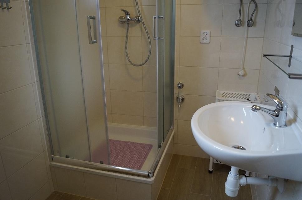 łazienka domek nr.10 i 11